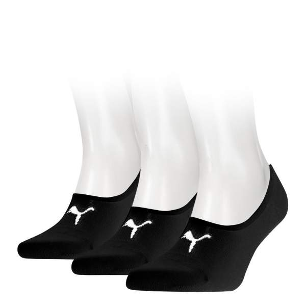 Invisible socks pack of 3 pairs PUMA FOOTIE SOCKS