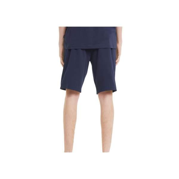 Pantalón corto casual de algodón para hombre PUMA ESS JERSEY SHORTS C.06