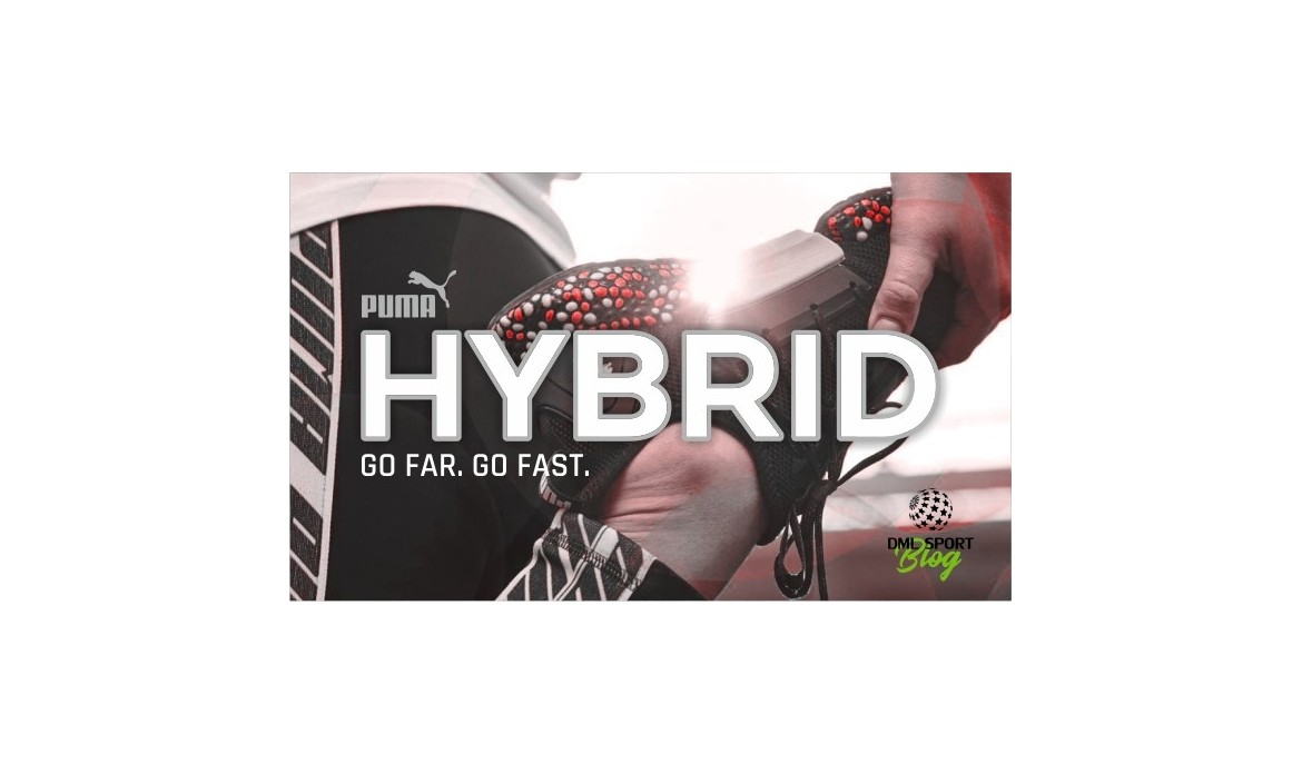HYBRID PUMA® Collection: Features of the Shoe Revolution